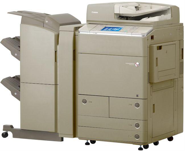 mat riel de bureau photocopieurs canon imagerunner advance c7055i. Black Bedroom Furniture Sets. Home Design Ideas